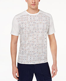 Daniel Hechter Paris Men's Addison Graphic-Print T-Shirt