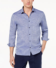 Daniel Hechter Paris Men's Ainsley Geometric Shirt