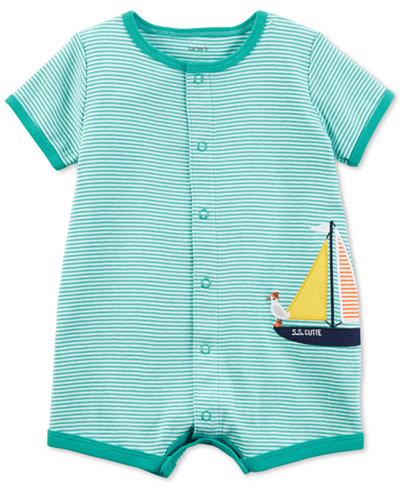 Carter's Sailboat Romper, Baby Boys