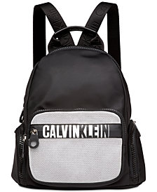 Calvin Klein Athleisure Small Nylon Backpack