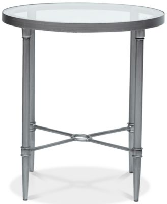 Dwight End Table, Quick Ship