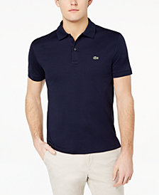 Lacoste Men's Pima Cotton Soft Touch Polo