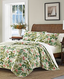 Tommy Bahama Monte Verde Quilt Collection