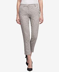 DKNY Tweed Skinny Pants, Created for Macy's