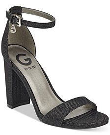 G by GUESS Women's Shantel Two-Piece Sandals