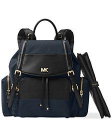 MICHAEL Michael Kors Beacon Diaperbag Backpack