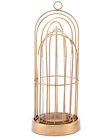 Zuo Birdcage Candle Small Holder