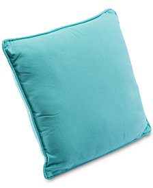 """Zuo Canvas 17.5"""" Square Decorative Throw Pillow"""
