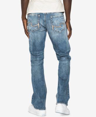 Silver Jeans Co Mens Craig Bootcut Jeans