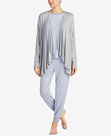 DKNY Cozy Wrap Bed Jacket
