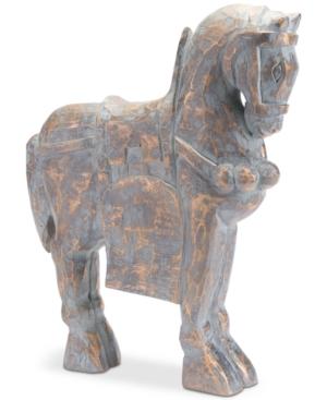 Zuo Solar Large Horse Figurine