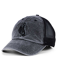 Top of the World Wyoming Cowboys Ploom Adjustable Cap