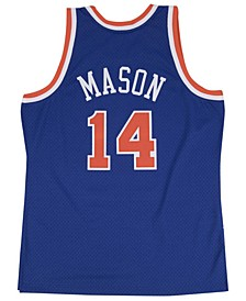 Men's Anthony Mason New York Knicks Hardwood Classic Swingman Jersey