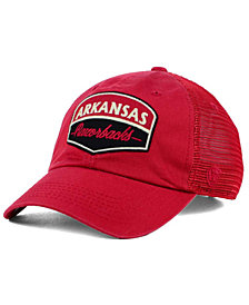 Top of the World Arkansas Razorbacks Society Adjustable Cap