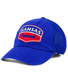 Top of the World Kansas Jayhawks Society Adjustable Cap