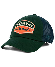 Top of the World Miami Hurricanes Society Adjustable Cap