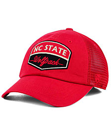 Top of the World North Carolina State Wolfpack Society Adjustable Cap