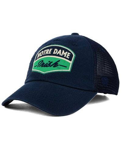 Top of the World Notre Dame Fighting Irish Society Adjustable Cap
