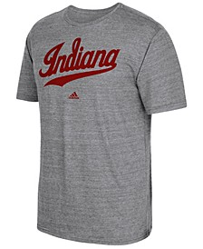 Men's Indiana Hoosiers Vintage Logo T-Shirt