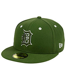 New Era Detroit Tigers Pantone Collection 59FIFTY Fitted Cap