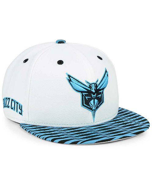 the latest b2f48 f942c ... New Era Charlotte Hornets City Series 9FIFTY Snapback Cap ...