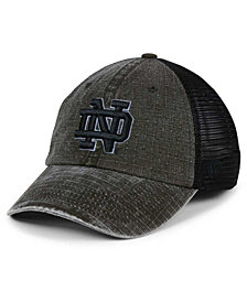 Top of the World Notre Dame Fighting Irish Ploom Adjustable Cap
