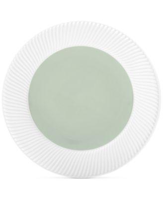 Twist  Sage Salad Plate