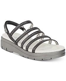 Jambu Women's Elegance Platform Sandals