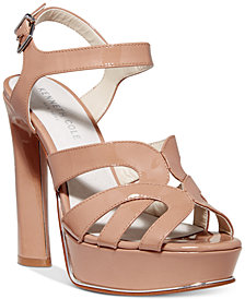 Kenneth Cole New York Women's Nelie Sandals