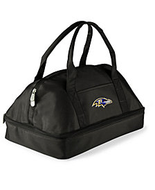 Picnic Time Baltimore Ravens Potluck Carrier