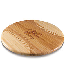Picnic Time New York Yankees Ball Shaped Cutting Board