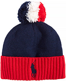 Polo Ralph Lauren Olympics Big Pony USA Cuff Hat
