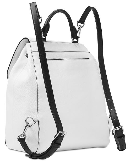 df72f2b4a04b Michael Kors Evie Backpack   Reviews - Handbags   Accessories - Macy s