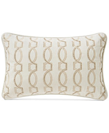 "Waterford Lancaster 12"" x 18"" Breakfast Decorative Pillow"