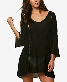 O'Neill Juniors' Estella Bell-Sleeve Cover-Up