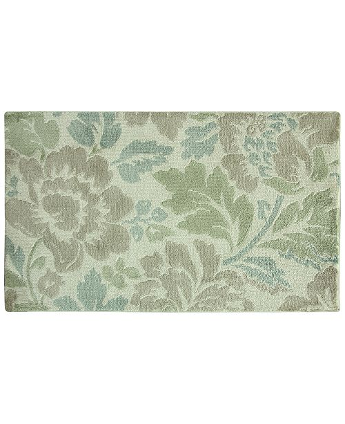 Bacova Cashlon Milady Floral Accent Rug Collection