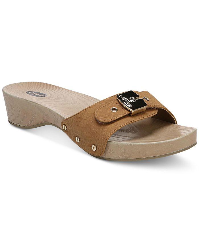 Dr. Scholl's - Classic Flat Sandals