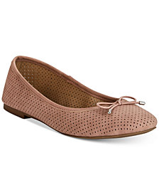 Esprit Orly Perforated Ballet Flats