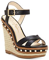 Jessica Simpson Aeralin Wedge Sandals