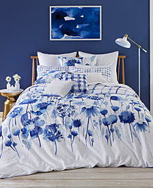 bluebellgray Corran 3-Pc. Full/Queen Duvet Cover Set