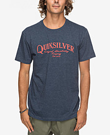 Quiksilver Men's Golden Session Graphic T-Shirt