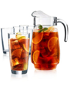 Luminarc Iced Tea 7-Pc. Glassware Set