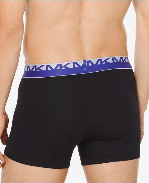 5cb208fb9 ... Michael Kors Men s Stretch Factor Boxer Briefs
