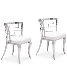 Radlee Dining Chair (Set Of 2), Quick Ship