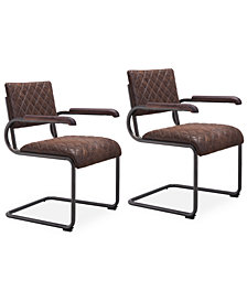 Tycen Dining Armchair (Set Of 2), Quick Ship