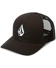Men's Full Stone Cheese Hat