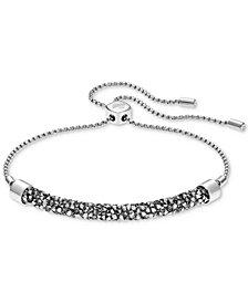 Swarovski Crystal Rock Slider Bracelet