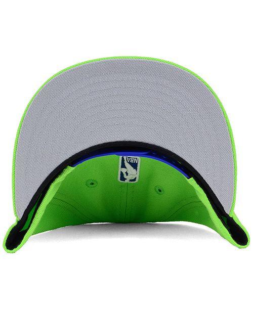 huge discount 676dd 44c6a New Era Boys  Minnesota Timberwolves Basic Link 9FIFTY Snapback Cap ...