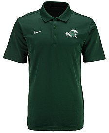 Nike Men's Tulane Green Wave Varsity Team Logo Polo