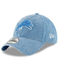 New Era Detroit Lions Italian Washed 9TWENTY Cap